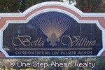 Bella Villino community sign